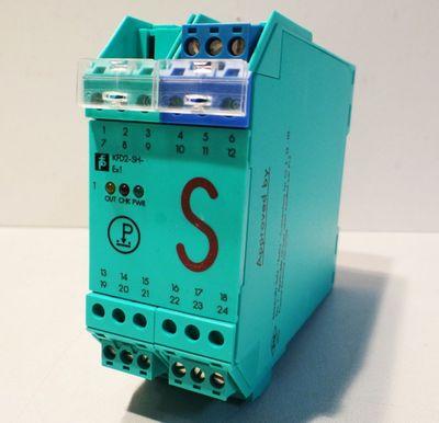 Pepperl + Fuchs K-System KFD2-SH-Ex 1  Teile Nr. 46903 – Bild 1