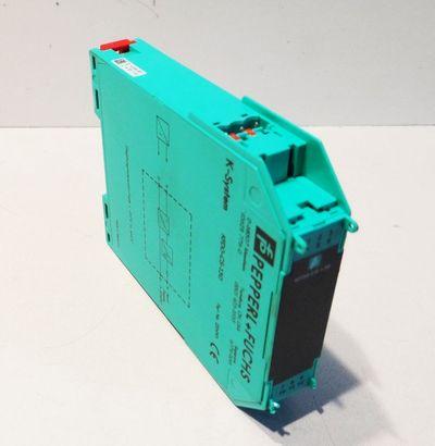Pepperl + Fuchs K-System KFDO-CS-1.50 Teile Nr. 126991 – Bild 1