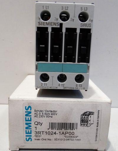 Siemens SIRIUS 3RT1024-1AP00  3RT1 024-1AP00  E: 03  -NEU/OVP- – Bild 2