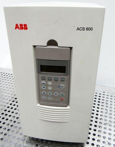 ABB ACS 600 ACS60100053S00C1200001 Frequenzumrichter + Bedienpanel -used- – Bild 1