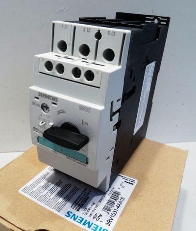 Siemens Sirius 3RV1031-4AA15 3RV10 31-4AA15 E: 05 Leistungsschalter -unused/OVP- – Bild 1