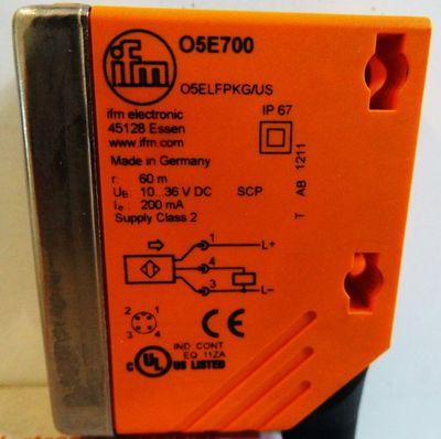 ifm efector200 O5E700 Einweglichtschranke -gebraucht/OVP- – Bild 3