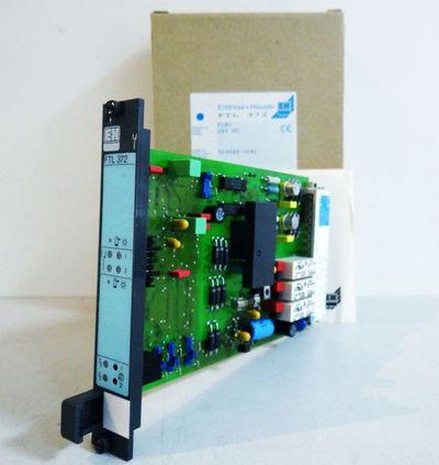 Endress+Hauser Nivotester Füllstandgrenzschalter FTL372 EH FTL 372 -OVP- – Bild 1