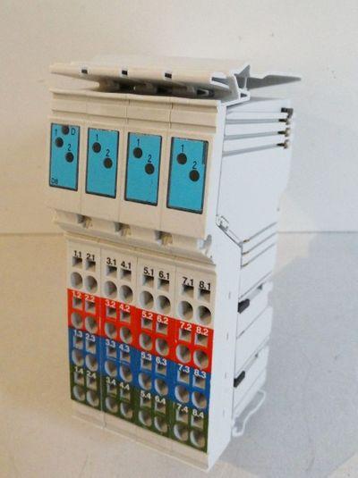 Rexroth R-IB IL24 DI 8-PAC MNR: R911170751-101 Module-ID: 190 -used- – Bild 1