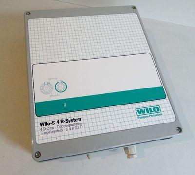 Wilo-S 4R-System 4Stufen Doppelpumpen-System S4R-2,5D used – Bild 1