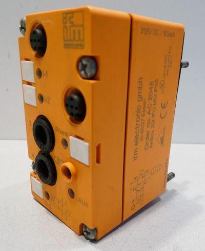 ifm ecomat300 AC2048 AS-i AirBox -used- – Bild 1