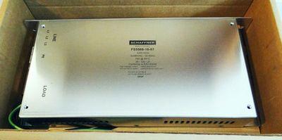 Schaffner Netzfilter Filter FS 5569-16-07 FS55691607 -unused/OVP- – Bild 1