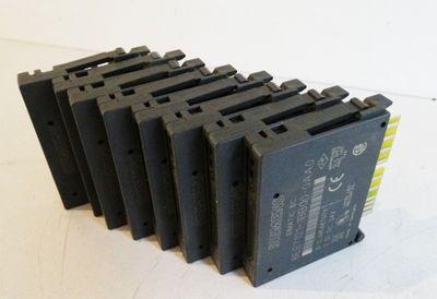8x Siemens Simatic S7 6ES7121-1BB00-0AA0 6ES7 121-1BB00-0AA0 E: 02 -used- – Bild 1