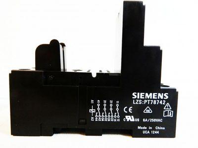 10x Siemens LZS:PT78742 LZS: PT78742 E-Stand: 03 -unused/OVP- – Bild 2