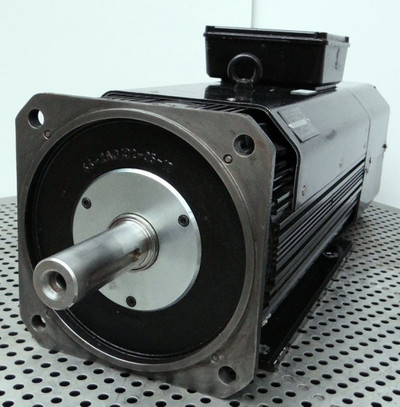 INDRAMAT Servomotor 2AD132D-B350B1-AS07-B2V1 Phase Induction Motor – Bild 2
