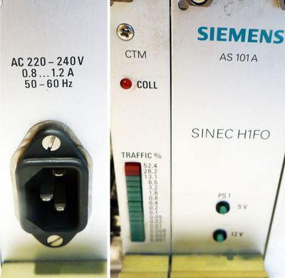 SINEC H1FO Aktiver Sternkoppler AS101, 6GK1101-0AA01, 6GK1 101-0AA01 – Bild 2