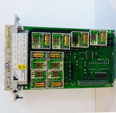 GOSSEN-METRAWATT DS4-A KM-No.: 081 7937 Temperaturreglerkarte -used- – Bild 1