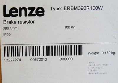 Lenze ERBM390R100W Bremswiderstand -Neu/OVP- – Bild 3