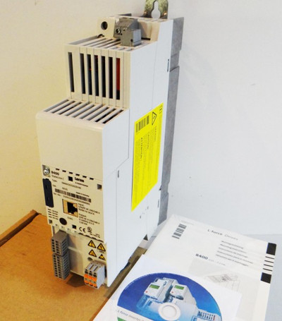 Lenze E84AVSCE2222VXO Inverter Drives 8400 StateLineC 2,20kW -unused/OVP- – Bild 1