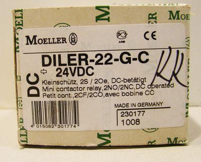 Eaton Moeller Kleinschütz Diler -22-G-C   - unused - in OVP – Bild 3