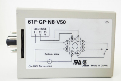 Omron 61F-GB-N8-V50 Floatless Level Switch -Neu/OVP- – Bild 2