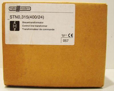 Trafo/ Modern STNO,315(400/24) Steuertransformator -sealed-