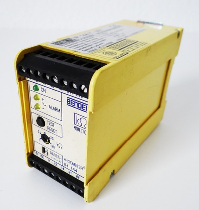 Bender IR144Y-321 Isolationsüberwachungsgerät -used- – Bild 1