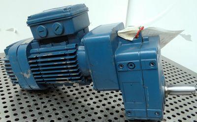 Demag Getriebemotor KBA 71 B4/FM04L-V19-2-1-2 – Bild 1