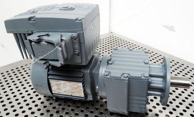 SEW Eurodrive Getriebemotor RF27 DT71D4/MM03/BW1/RE1A/ASA3 – Bild 1