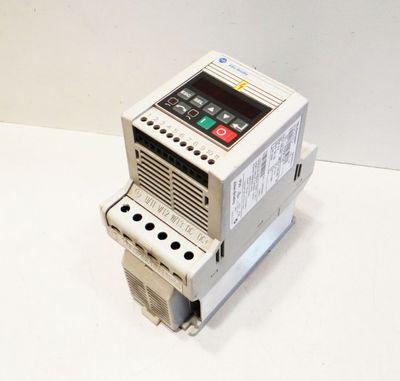 Allen Bradley 160-BA03NSF1 0,75 kW Frequenzumrichter Serie: C -used- – Bild 1