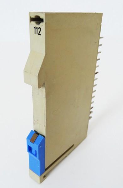 Siemens Simatic C1 6EC1112-3A 6EC1 112-3A -used- – Bild 1