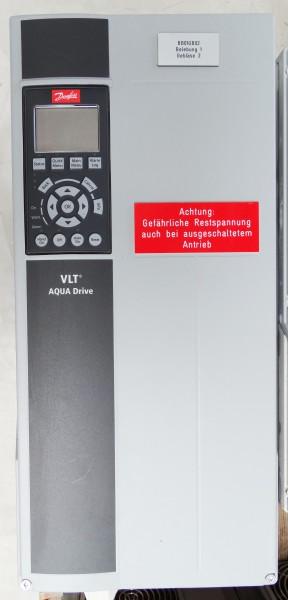 Danfoss VLT Aqua Drive FC200 FC202P15KT4E55H1XGC gebraucht/used – Bild 1