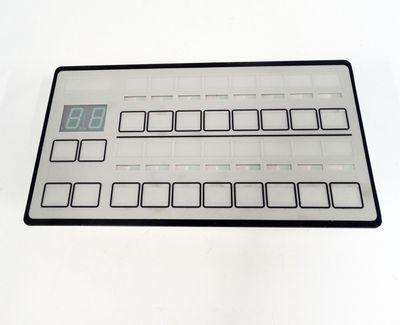Witron Tastatur Anzeige für Interbuss Tast21-IBS Interbus-S 24V DC  gebraucht/used – Bild 1