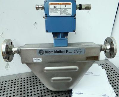 Micro-Motation F100S131CIAZGZZZZ Masse Durchflussensor Flowmeter -unused/OVP- – Bild 1