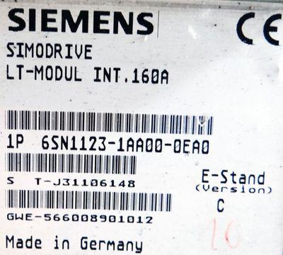 Siemens Simodrive 6SN1123-1AA00-0EA0(C)+ 6SN1118-0AA11-0AA1(B)+ 6SN1114-0AA01-0AA0 – Bild 2