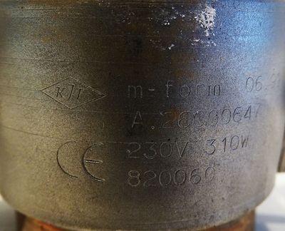 KJT m-form A.26000647 Auftragskopf Klebemaschine -used- – Bild 3