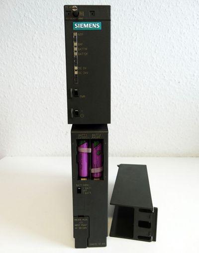 Siemens Simatic S7 6ES7 407-0KA01-0AA0 6ES7407-0KA01-0AA0 E-Stand: 05 -used- – Bild 2