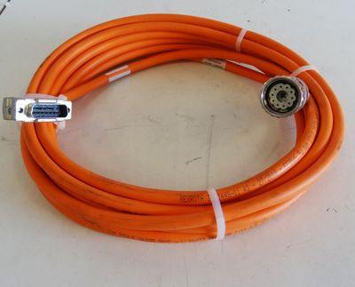 Indramat Rexroth RKG4200/006,5 R911299435 Steuerleitung 6,5m -unused- – Bild 1