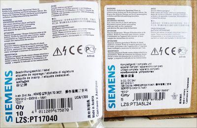 Siemens Steckrelais LZS: PT3A5L24  LZS:PT3A5L24 E-Stand:02 VE=5 Stk. -unused/OVP – Bild 3