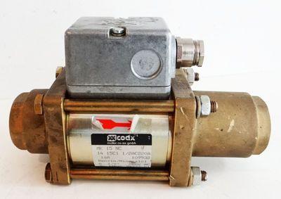 COAX Wegeventil MK 15 NC Regelventil Hydraulikventil Ventil -unused- – Bild 1