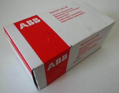 2x ABB S284-UC Z2A GHS 2840164R0278 Sicherungsautomat -unbenutzt/OVP- – Bild 1