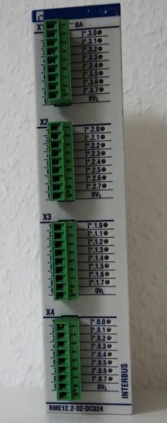 Indramat RECO RME12.2-32-DC024 Input-Modul -used- – Bild 2
