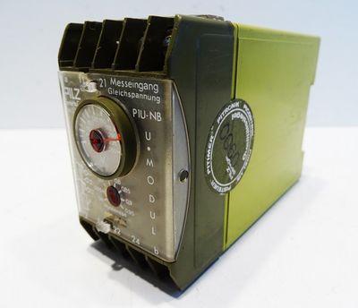 Pilz P1U-1NB/24V-/2U ID Nr. 477013 -used- – Bild 1