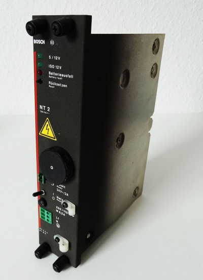 Bosch NT2 062687-205 Power supply -used- – Bild 1