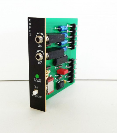 Ropex Industrie-Elektonik Alarm WMSS 402868  - unused - – Bild 1