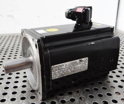 Krones Servomotor DSC 056 KS64U40-5 TENV -used- – Bild 1