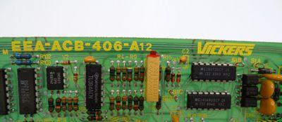 Vickers EEA-ACB-406-A-12 Control Board  - used - – Bild 3