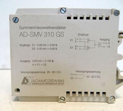 Adamczewski Summenmessverstärker AD-SMV 310 GS  - used - – Bild 2