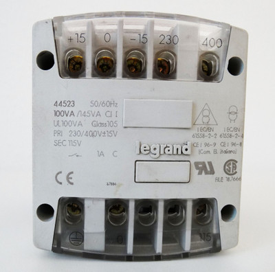 Legrand 44523 Transformer -used- – Bild 2