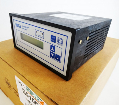 Bender B91068006 IRDH365-4 A-Isometer -unused/OVP- – Bild 1