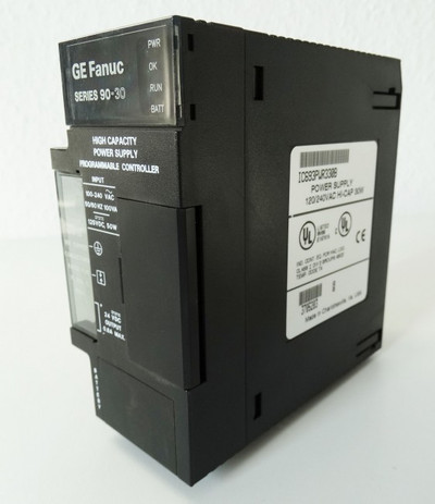 GE FANUC IC693PWR330B Power Supply -used- – Bild 1