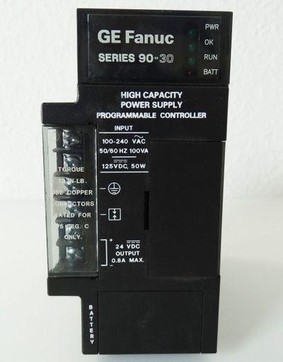 GE FANUC IC693PWR330B Power Supply -used- – Bild 2