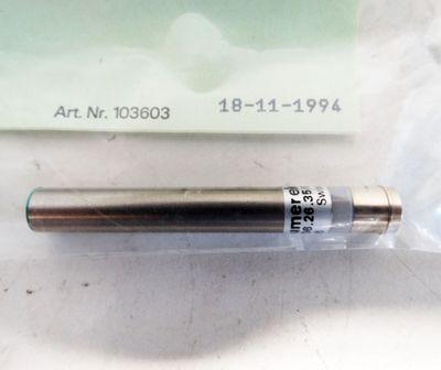 Baumer electric IFR 06.26.35/S8/L  glatte Hülse Näherungsschalter -unused- – Bild 3