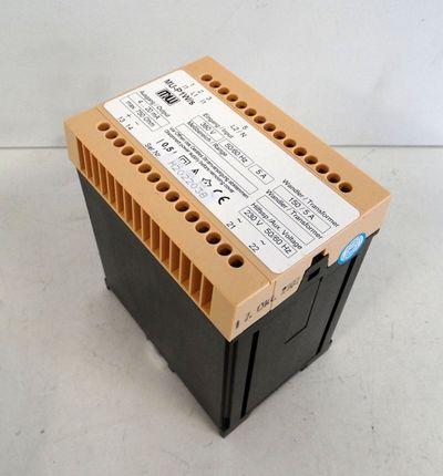 GMW Messumformer  MU-P1W/s  M2022038  - used - – Bild 1