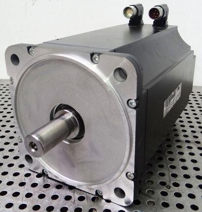 B&R Automation Servomotor 8LSA75.E3030 D00-0 REV.: C4 -used- – Bild 2